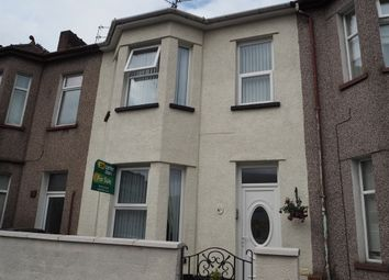 Thumbnail 3 bed terraced house for sale in Malpas Road, Newport