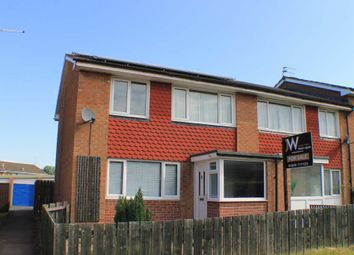 Thumbnail 3 bed end terrace house to rent in Ashlands Road, Northallerton