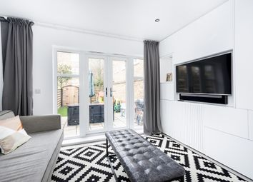 Thumbnail 3 bed terraced house to rent in Mendez Way, London