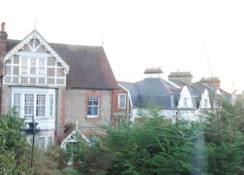 Thumbnail 1 bed flat to rent in De Cham Road, St Leonards-On-Sea, East Sussex
