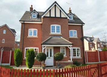Thumbnail 5 bedroom detached house to rent in 2 Williamson Drive, Nantwich, Cheshire