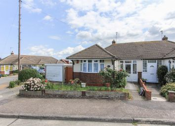 Thumbnail 2 bed semi-detached bungalow for sale in Seafield Road, Tankerton, Whitstable