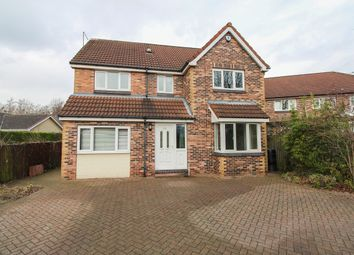Thumbnail 5 bed detached house for sale in Sheffield Road, Killamarsh, Sheffield