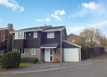 Thumbnail 4 bed detached house for sale in Halfway Close, Hilperton, Trowbridge, Wiltshire