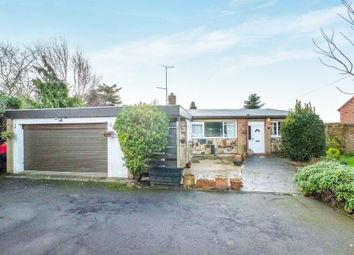 Thumbnail 3 bed detached bungalow for sale in Rackford Road, North Anston, Sheffield
