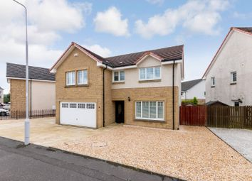 Thumbnail 4 bed detached house for sale in 10 Manor Gardens, Dunfermline