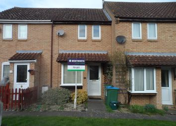 Thumbnail 1 bed terraced house to rent in Foster Close, Aylesbury