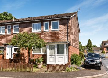 Thumbnail 3 bed end terrace house to rent in Durham Road, Owlsmoor, Sandhurst, Berkshire