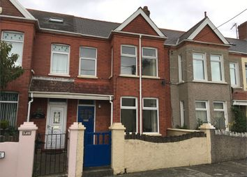 Thumbnail 4 bed terraced house for sale in 3 Nantucket Avenue, Milford Haven, Pembrokeshire