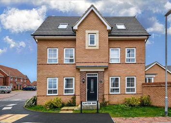4 bed detached house for sale in Jupiter Way, Wellingborough NN8