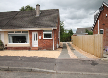 Thumbnail 2 bed semi-detached bungalow for sale in 8 Royal Terrace, Coltness, Wishaw