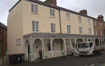 Thumbnail Office to let in Ground & Lower Ground, 1 Friarn Lawn, Bridgwater, Devon