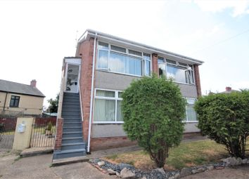 2 bed maisonette for sale in Harlech Road, Rumney, Cardiff CF3