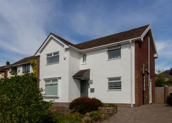 Thumbnail 3 bed detached house to rent in Lakeside Drive, Cyncoed, Cardiff