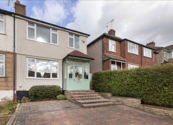 Thumbnail 4 bed semi-detached house for sale in Banstead Road, Caterham, Surrey
