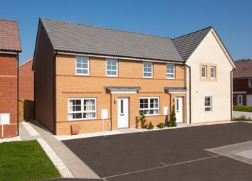 "Thumbnail 3 bed end terrace house for sale in ""Maidstone"" at Oaksley Carr, Hull Road, Woodmansey, Beverley"