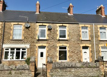 Thumbnail 3 bed terraced house for sale in Wern Road, Skewen, Neath