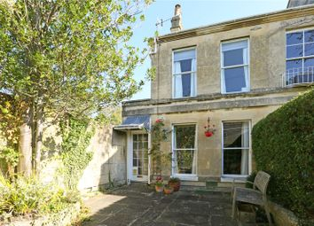 Thumbnail 3 bed terraced house for sale in Daffords Buildings, Larkhall, Bath