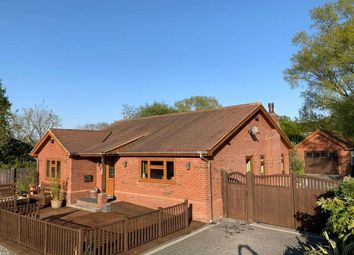 Thumbnail 3 bed bungalow for sale in Great Burches Road, Thundersley, Essex