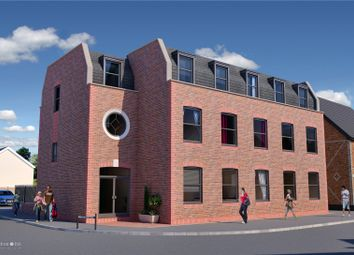 Thumbnail 2 bed flat for sale in 234 Station Road, Addlestone, Surrey
