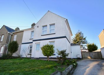 Thumbnail 3 bed semi-detached house for sale in Rose Hill, St Blazey