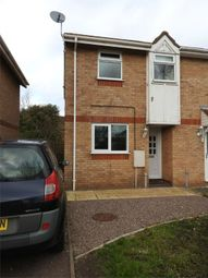 Thumbnail 2 bedroom semi-detached house to rent in Marigolds, Deeping St James, Peterborough, Lincolnshire