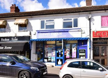Thumbnail 2 bed flat for sale in Wrotham Road, Meopham, Kent