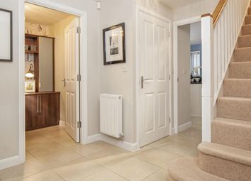 "Thumbnail 4 bedroom detached house for sale in ""Bradbury"" at Sir Williams Lane, Aylsham, Norwich"