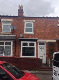 Thumbnail 2 bedroom terraced house for sale in 35 Preston Road, Hockley, Birmingham