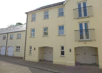 Thumbnail 3 bed town house for sale in Market Street, Haverfordwest