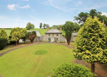 Thumbnail 4 bed detached house for sale in Llanelwedd, Builth Wells