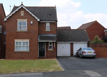 Thumbnail 3 bed detached house to rent in Coppice Farm Way, Willenhall
