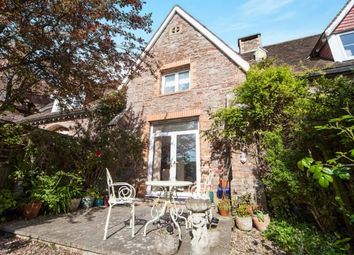 Thumbnail 3 bed terraced house for sale in Creech St. Michael, Taunton, Somerset