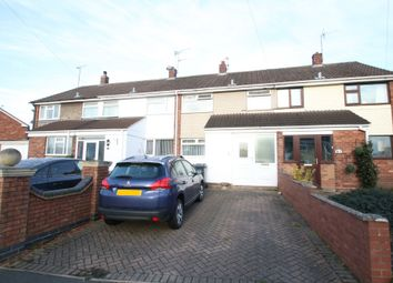 Thumbnail 3 bed terraced house for sale in Greendale Close, Atherstone