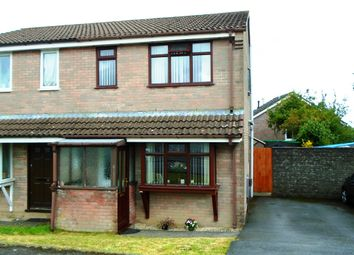Thumbnail 3 bed semi-detached house for sale in Heol Seion, Llangennech, Llanelli, Carmarthenshire