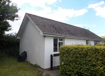 Thumbnail 2 bed bungalow to rent in Bryn Meillion, Bow Street