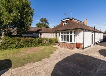 Thumbnail 3 bed semi-detached bungalow for sale in Birchwood Road, Dartford