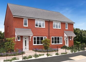 Thumbnail 3 bed semi-detached house for sale in Oldends Lane, Stonehouse, Gloucestershire