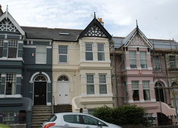 Thumbnail 1 bed flat to rent in Peverell Park Road, Peverell, Plymouth