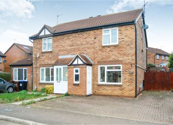 Thumbnail 3 bed semi-detached house for sale in Yeoman Meadow, East Hunsbury, Northampton