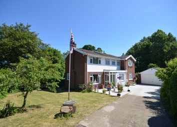 Thumbnail 4 bed detached house for sale in Westwood Road, Ryde