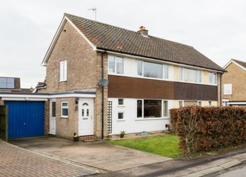 Thumbnail 3 bed semi-detached house for sale in Bramley Garth, Appletree Village, York