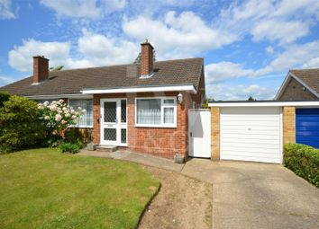 Thumbnail 2 bed semi-detached bungalow for sale in Dell Rise, Park Street, St. Albans