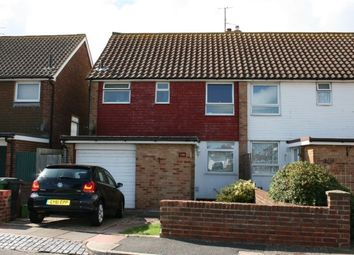 Thumbnail 3 bed property to rent in Princes Road, Eastbourne