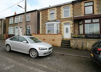Thumbnail 3 bedroom end terrace house for sale in Dan-Y-Coedcae Road, Graig, Pontypridd