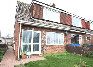 Thumbnail 3 bed semi-detached house for sale in Meadow Lane, Eastfield, Scarborough, North Yorkshire