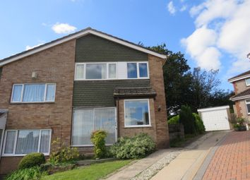 Thumbnail 3 bed semi-detached house for sale in Deeble Close, Plympton, Plymouth