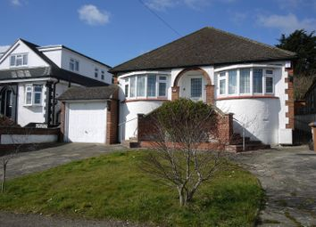 Thumbnail 3 bed detached bungalow to rent in Burleigh Way, Cuffley, Potters Bar