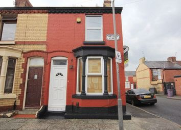 Thumbnail 2 bedroom terraced house for sale in Methuen Street, Wavertree, Liverpool