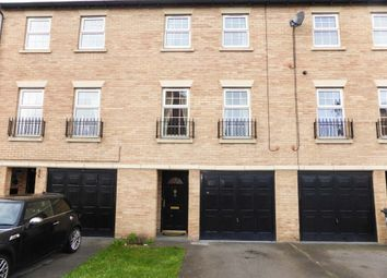 Thumbnail 4 bed town house for sale in Glen View, Mexborough